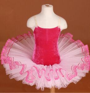 Ballet tutu -- cherry blossom pink for girl