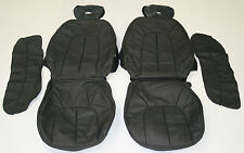 Mercedes 168 A-Class ANTHRACITE Leather Interior Covers