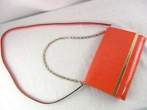 US seller Authentic LOUIS VUITTON VERNIS ANA 3 WAYS CLUTCH HAND SHOULDER BAG LV