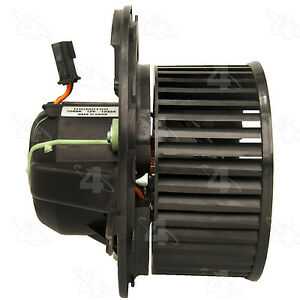 New Blower Motor With Wheel Four Seasons 75896