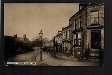 "Ryton - Ashfield Terrace - real photographic postcard in ""Monarch"" series"
