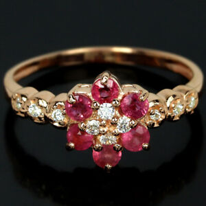 unique natural red pink sapphire ruby ring Songea sapphire solitaire sterling silver ring size 7.75 oval sapphire jewelry engagement