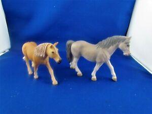 Schleich Am Lines 69 Horses x 2