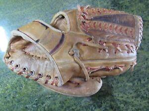 """MacGregor Baseball mitt RHT 12-13"""" Glove Deep Custom pocket Vintage: #174"""