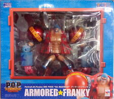 Excellent Model P.O.P One Piece SA‐MAXIMUM Armored Franky Figure MegaHouse F/S