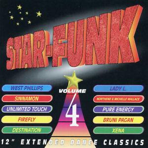 V/A – Star-Funk Volume 4 New cd  Canada import.