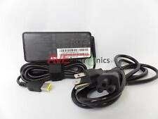 OEM Lenovo 65W Slim Tip 45N0257 Laptop AC Power Supply Charger Adapter w US Cord
