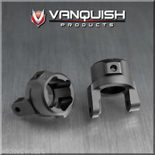 Vanquish Products AXIAL SCX10 8 DEGREE C-HUBS BLACK  VPS02861 chubs