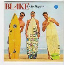 (EZ884) Blake, So Happy - 2013 DJ CD