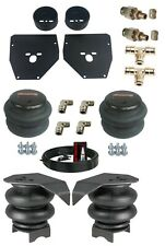 """73-87 C10 3/8"""" Front and Rear Bolt in Air Ride Suspension Bag Brackets Mounts"""