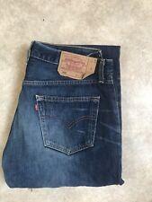 Jean Levis 501 Vintage W34 L34 Taille 44