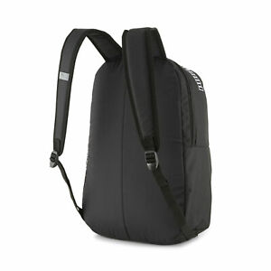 Puma Unisex Phase Backpack II Black Size OSFA