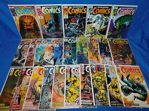 Dark Horse Comics #1-25 VF/NM Complete Series ALIENS PREDATOR STAR WARS GODZILLA