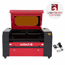 Omtech 60w 20x28in Workbed Co2 Laser Engraver Cutting Machine With Autofocus Kit