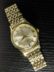 1962 Omega PIE PAN Constellation 14900 CB SERVICED Ω551 vintage watch