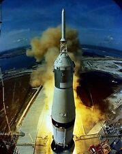 Launch of Apollo 11 on the first moon landing mission NASA - New 8x10 Photo