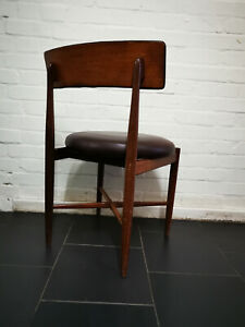 Mid Century Vintage Fresco GPlan Kofod Larsen Dining Chair 1 Other Available