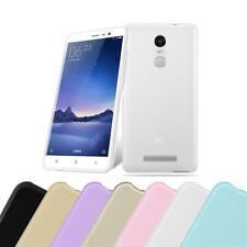 Coque Housse Silicone pour Xiaomi RedMi NOTE 3 Protection Case Slim TPU Cover