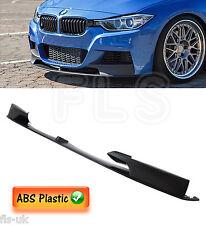 BMW 3 SERIES F30 F31 FRONT DIFFUSER SPLITTER VALANCE LIP SPOILER SIDE SKIRT KIT