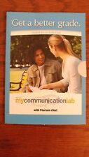 My Communication Lab with Pearson eText Student Access Code Card