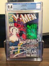 X-Men # 25 CGC 9.4 Freshly graded