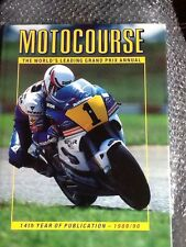 MOTOCOURSE 1989/90 MOTORBIKE BOOK