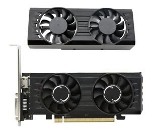 Fan For MSI Geforce RX550 RX460 RX560 HA5010H12SF-Z 4Pin GPU Cooler Fans Set