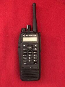 Motorola XPR 6550 Radio UHF 450-512 Mhz Xpr6550
