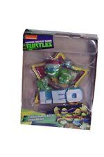 TMNT Leonardo Teenage Mutant Ninja Turtles Christmas Holiday Ornament Boys NEW