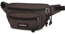 Eastpak Bauchtasche Doggy Bag Braun Gürteltasche Hüfttasche 3 L Crafty Brown Neu
