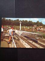 Postcard Unused Miniatuurstad Madurodam Den Haag Station A2L