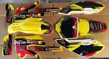 Klx 110 02-09 kx 65 02-14 Kawasaki Troy Lee Designs Pro Circuit W/free grips