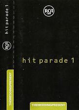 The Wedding Present Hit Parade 1 CASSETTE ALBUM Power Pop Indie Rock RCA