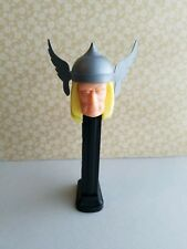 Mint Pez Superhero Thor, no copy right on helmet, red candy pusher