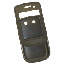 Black, Soft, 2 Parts Silicon Case / Skin / Cover Case for BlackBerry Torch 9800