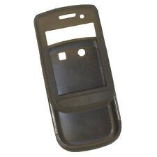 Negro, Suave, 2 Partes Silicona Funda/Carcasa Funda para Blackberry Torch 9800