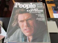 People Magazine , Clint Eastwood , 6/2/75 , Jimmy Walker , Galloping Gourmet