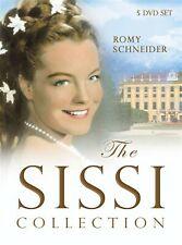 The Sissi Collection - Romy Schneider, Karlheinz Böhm - Worldwide All Region DVD