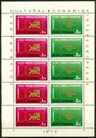 Romania 1972 SG MS3899 Minifoglio 100%