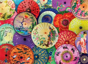 Eurographics Puzzle 1000 Pc -Asian Paper Umbrellas