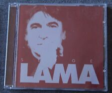 Serge Lama, je te partage, CD