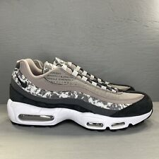Nike Air Max 95 SE | Enigma Stone/ Camo/ Off Noir [CU1560-001] Men's Size 12 New