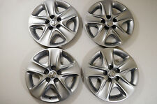 "GENUINE VAUXHALL ASTRA H ZAFIRA B MERIVA B 4x 16"" 5 STUD WHEEL TRIM 13337258 NEW"
