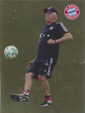 BAM1718 - Sticker 21 - Carlo Ancelotti - Panini FC Bayern München 2017/18