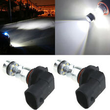 2X 9006 HB4 Samsung 2323 100W LED 6000K Super White Fog Driving light Bulbs DRL