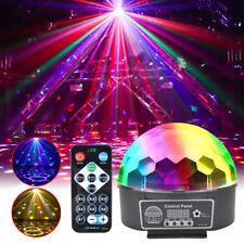 LED Discokugel Lichteffekt DJ Automatisch Party BarPubs Fernbedienung Projektor