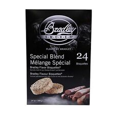 New listing Bradley Technologies Smoker Bisquettes Special Blend 24 Pack - Btsb24