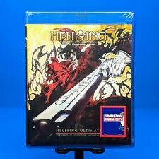 Hellsing Ultimate Complete Series 1-10  I-X Collection OVA / NEW Anime Blu-ray