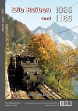 Die Baureihen 1089 und 1189 - Kiruba Classic