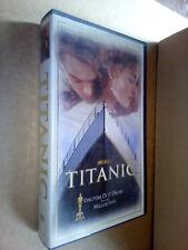 VHS 0421 SA 1998 - TITANIC - BUONO